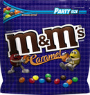 M&M's Caramel Party Pack 1kg