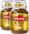 Moccona Classic Medium Roast Coffee 400g Jar 2 Pack