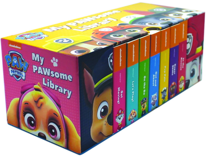 My Pawsome Library 7 Books