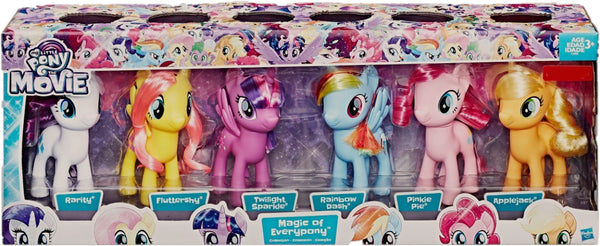 My Little Pony Magic of Everypony Collection