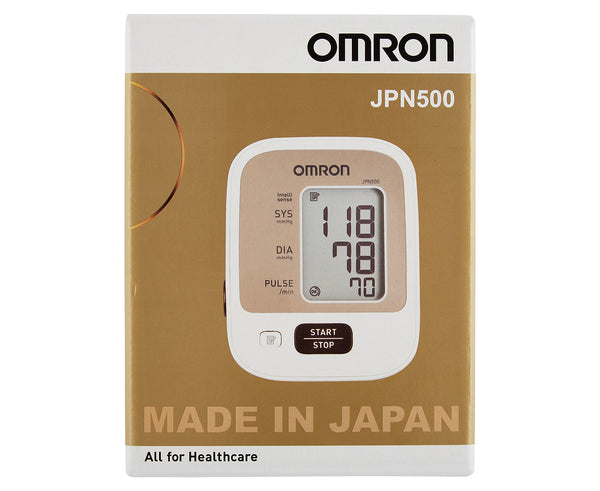 Omron Upper-Arm Blood Pressure Monitor JPN500