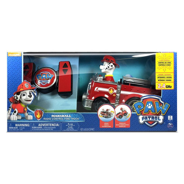 Paw Patrol My First RC Chase Rescue Racer Remote Control