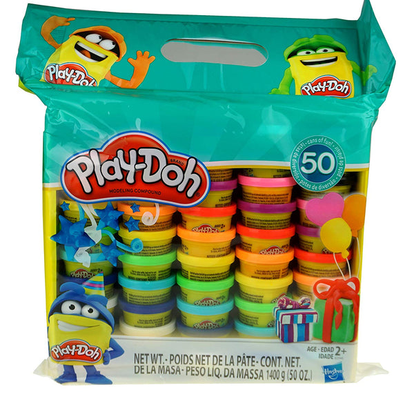 Play-Doh 50 Count Party Bag