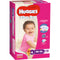 Huggies Nappies Toddler Girl 148 Pack