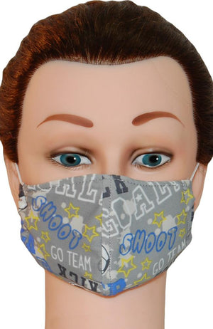Face Mask Non-Medical Go Team