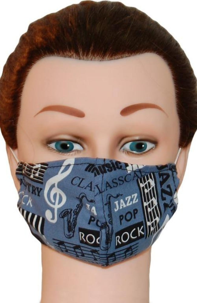 Face Mask Non-Medical All that Jazz