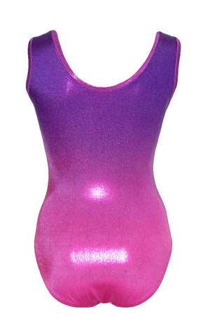 MAGNIFICENT Regular leotard Back