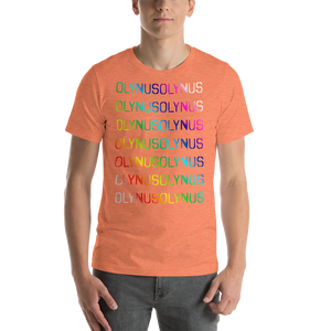 Olynus is the Name Short-Sleeve Unisex T-Shirt