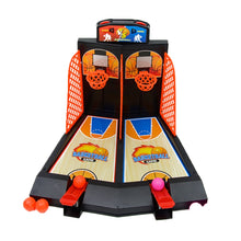 Load image into Gallery viewer, YUYUGO 2-Player Desktop Table Basketball Games for Adults