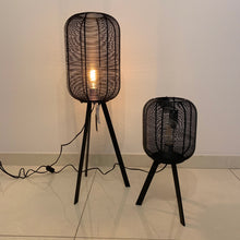 Afbeelding in Gallery-weergave laden, Lamp Iron Black M