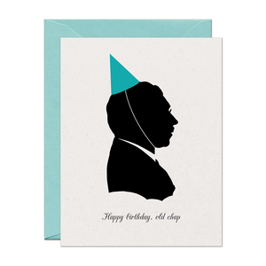 SALE - Happy Birthday Old Chap Card