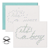SALE - Connect the Dots:  It's A Boy Card