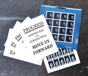 Progress Postcard Set (10 Cards) — #CivilRightNow