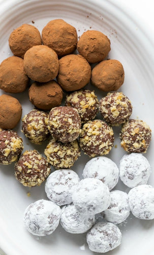 Truffles (Rs 70/piece, Minimum 30 Nos)