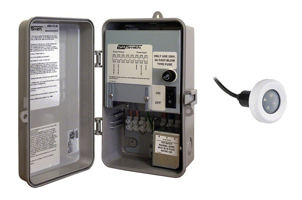 TX-30 LED Pool Light Controller With Optional Treo Lights