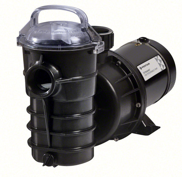 Sta-Rite Dynamo Aboveground Pool Pump 1 HP Vertical Discharge 115V 12 Amps - No Cord 340104SR