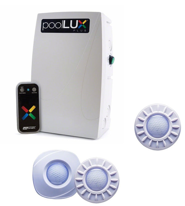PoolLUX Plus LED Pool Light Wireless Controller With Mod-Lites RGB Lights
