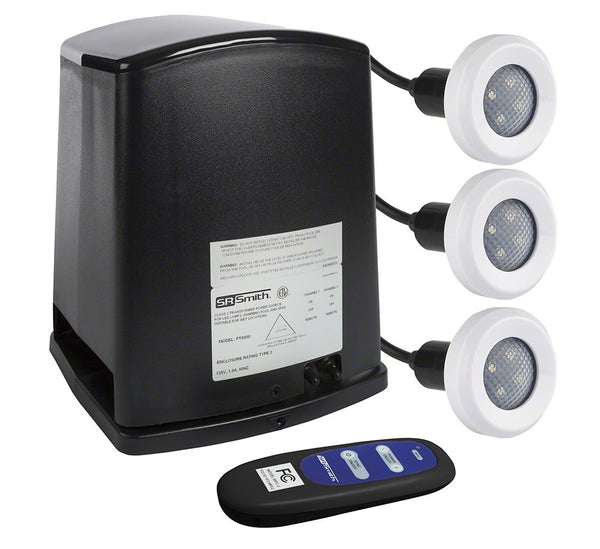 PT-6000 Pool Light Controllers with Treo Lights