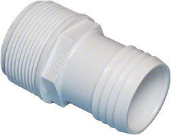 Waterway Hose Adapter Fitting - 1-1/2 Inch MPT x 1-1/2 Inch Hose Barb 417-6150