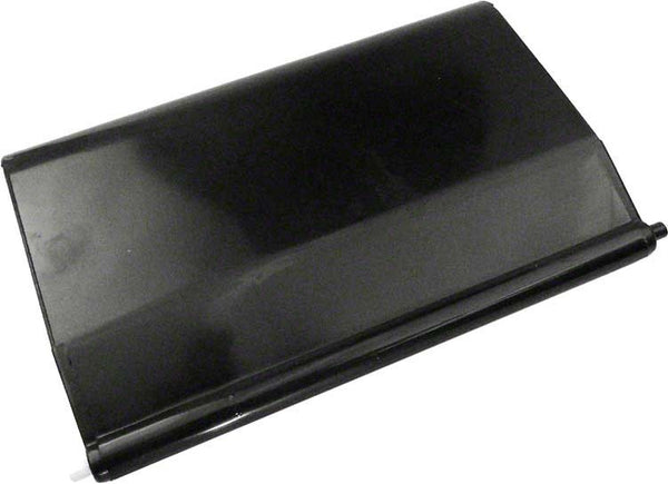 Waterway Renegade Gunite Skimmer Weir Door Assembly - Dark Gray 550-9959-DKG
