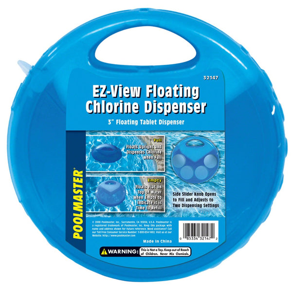 Poolmaster Chlorine Dispenser EZ View 945-32147