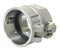 Aluminum Cam and Groove Female Coupler x Female NPT Thread - 3 Inch - Type D Coupler 958-AD300EZ