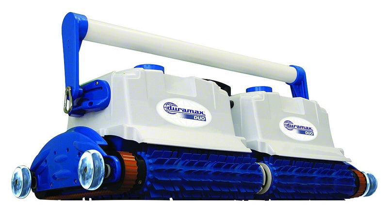 Aqua Products DuraMax Duo Pool Cleaner With 120 Foot Cable and Ultra Kart ADMXDUO-120