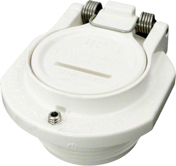 Pentair Safety Vac-Lock Wall Fitting - 1-1/2 Inch MPT GW9530