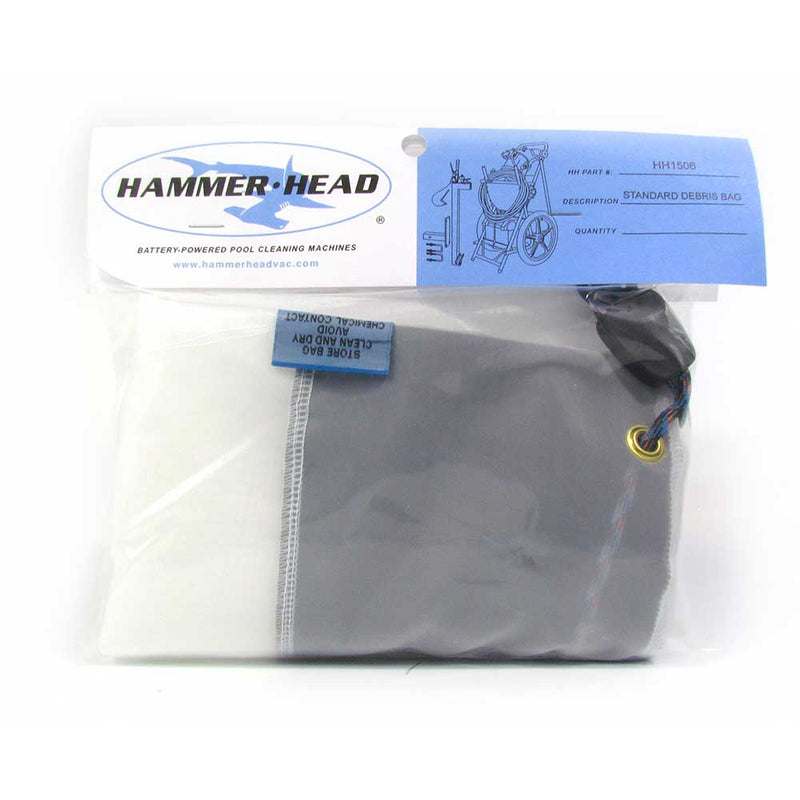 HammerHead Hammerhead Vacuum Head 21 Inch Complete With 60 Foot Cord, Motor, Prop and One Debris Bag HH1310-60