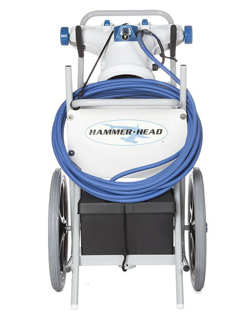 HammerHead Hammerhead Resort Vacuum With 21 Inch Head, 40 Foot Cord, and 2 Debris Bags HH9111