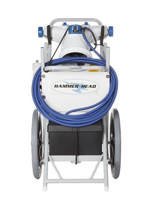 HammerHead Hammerhead Service Vacuum With 21 Inch Head, 40 Foot Cord, Two Debris Bags, and No Trailer Mount HH9135