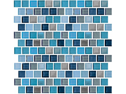 RUSTIC BLUE 1X1 (NPT-37-2001) (PSL) - Flamingo Distributors