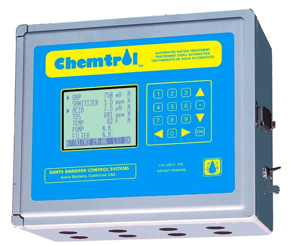 Chemtrol PC5000 Programmable PPM Controller