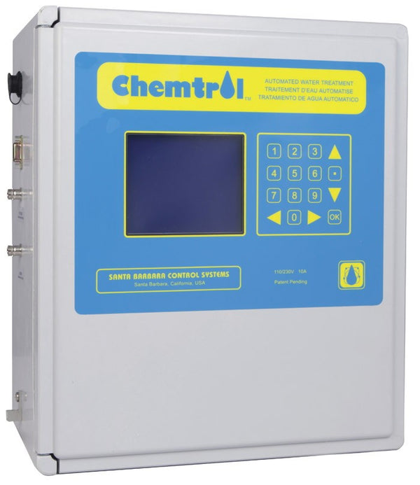 Chemtrol PC7000 Programmable Integrated Controller With Free Chlorine Sensor