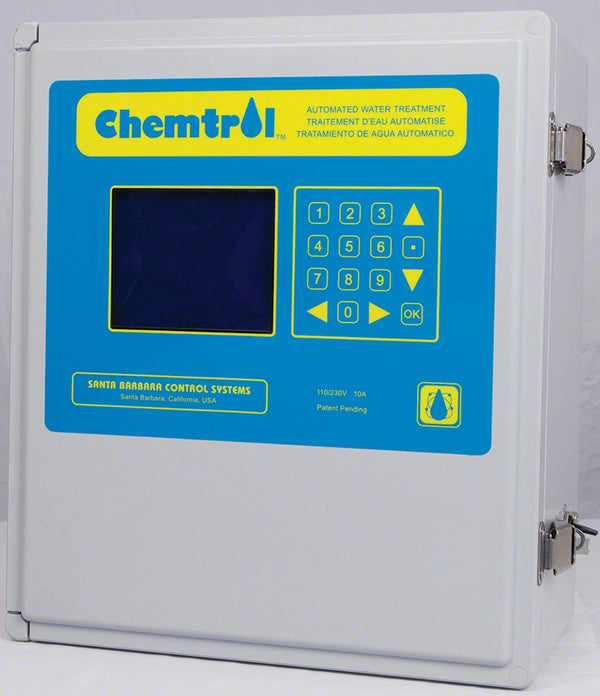 Chemtrol PC7100-UV Programmable Integrated Controller With Free Chlorine Sensor and UV Control
