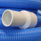 Commercial Pool Vacuum Hose - 1-1/2 x 40 Feet with Swivel Cuff SK1540