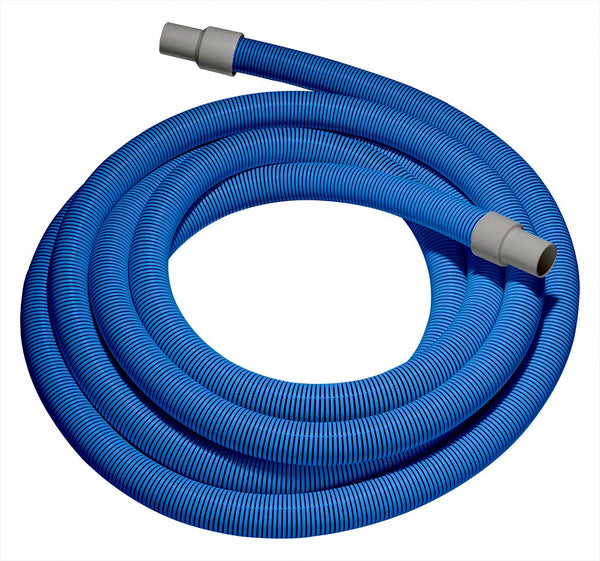 Forge Loop Premium Wound Pool Vac Hose - 1 1/2 x 50 Foot with Swivel Cuff SK1550-SC