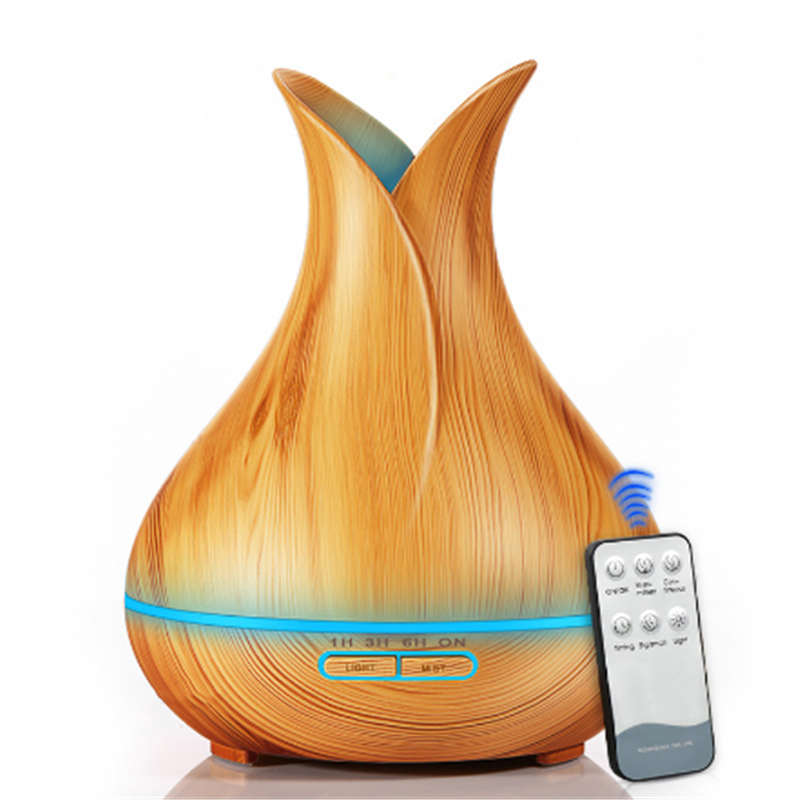 PureMist™ Germ-Free Cool Mist Humidifier & Aromatizer (US plug included)