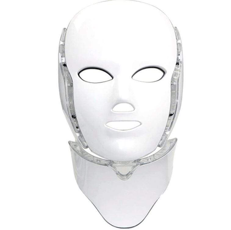 DERMALIGHT™ - Professional LED Photon Light Therapy Mask - 7 Colors Light Treatment Device