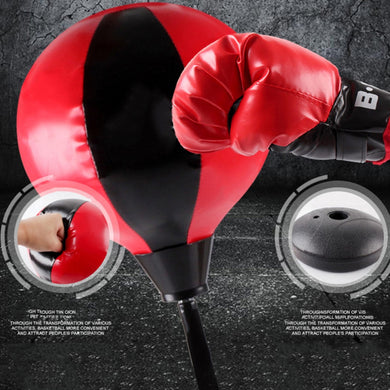 Punching Bag Set Ball +Boxing Glove+Training