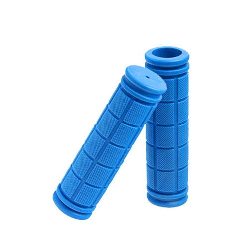 1 Pair MTB Mountain Bike Handlebars Grips Rubber Anti-slip