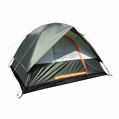 Waterproof Outdoor Camping Hiking Polyester Oxford Cloth Dual Layers Tent