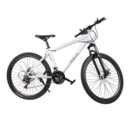 21 Speeds 26 Inch Racing Bicycle Unisex Double Disc Brakes