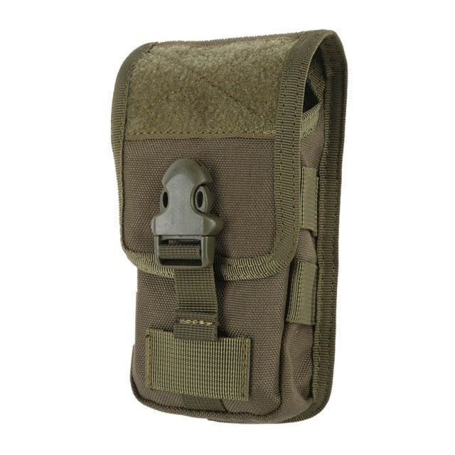 Multifunctional Military Tactical Camouflage Belt Bag