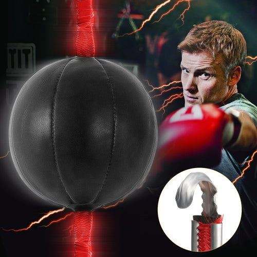PU Leather MMA Boxing Speed Ball Bag Punching