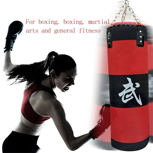 Fitness MMA Boxing Bag Hook Hanging Kick Fight