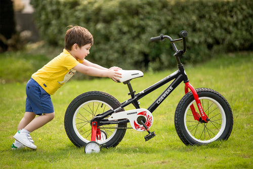 Kid Bikes Children Sport Bicycle Rough Tire for Girl and Boy