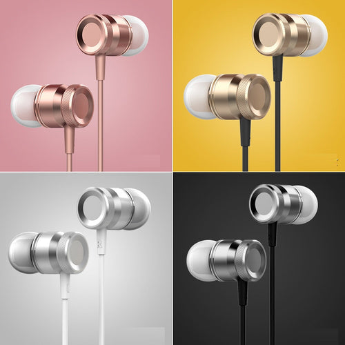 Type-C In ear Stereo Headphone Headset