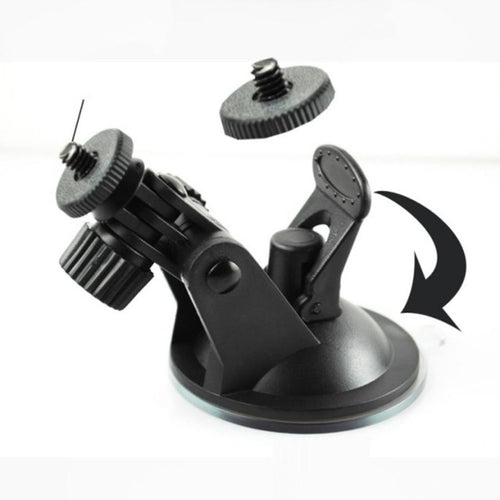 Willtoo Windshield Mini Suction Cup Mount Holder for Car Digital Video Recorder Camera #LD