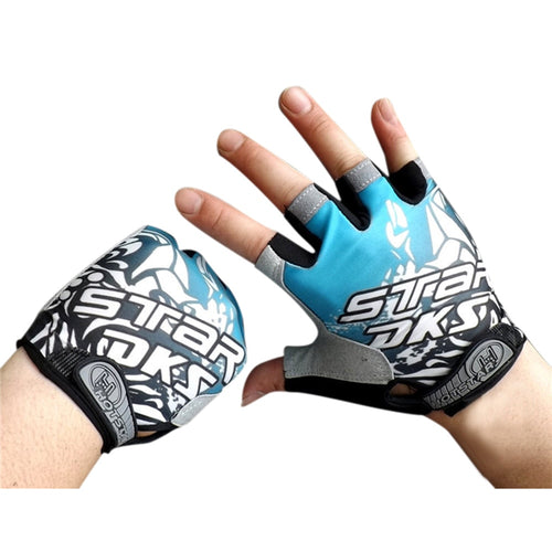 outdoor riding gloves Sun protection non-slip gloves Padded